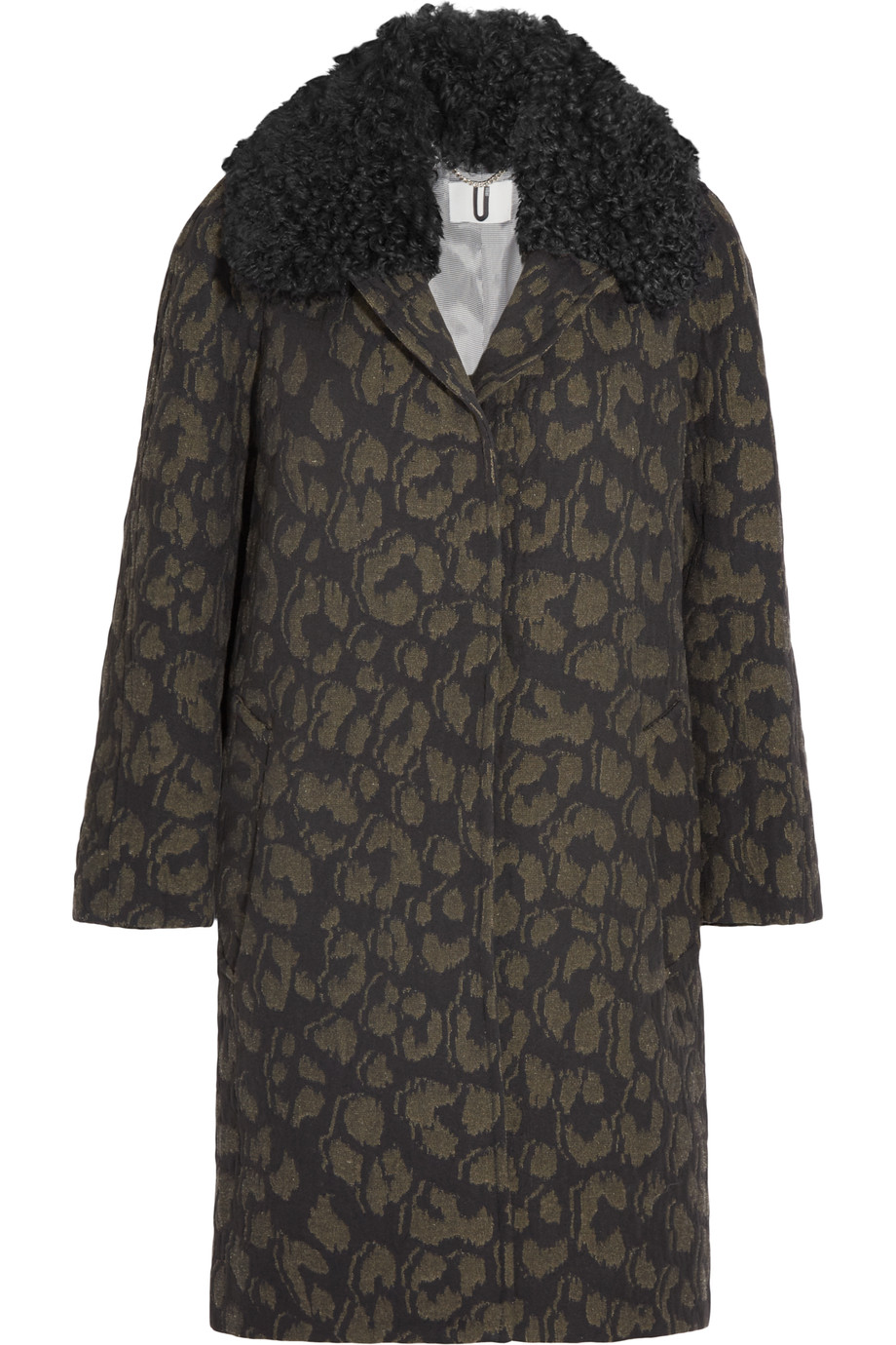 Topshop UNIQUE Sidgwick Coat, $750