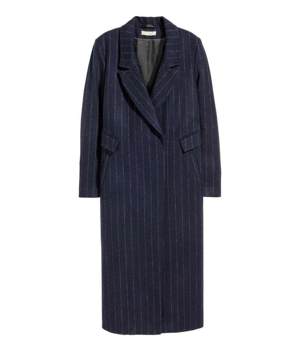 H&M Wool Blend Coat, $149