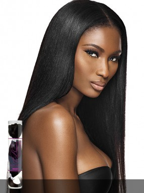 This model is wearing  Indique's BOUNCE Relaxed Straight