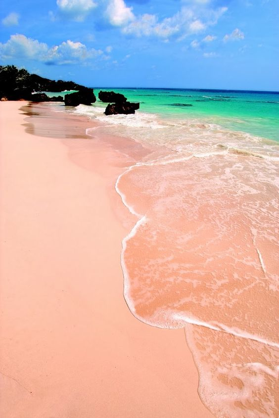 With much of the Caribbean being in the hot zone, many holiday travelers are missing island vibes. Bermuda's beautiful pink sand beaches, pastel homes and British colonial architecture are definitely curated insta-worthy and the best part? It's really a stones throw away from most major east coast airports.