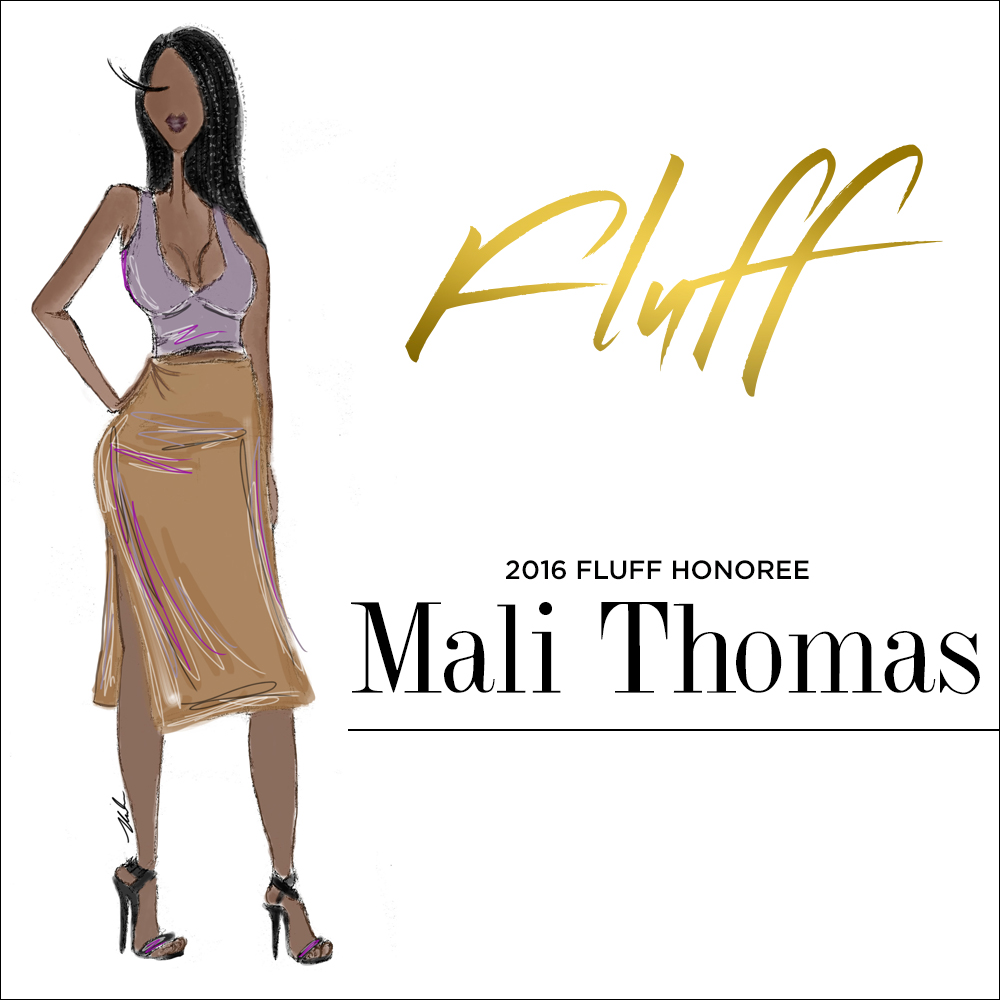 Behind the Fluff with Mali Thomas