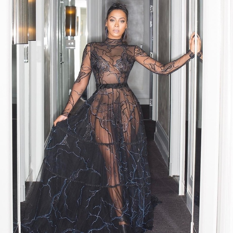 LaLa Anthony in Nguyen Atelier
