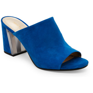 NINE WEST Gemily Block Heel Mules $49.99