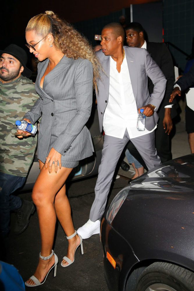 Bey & Jay = Caption not necessary!