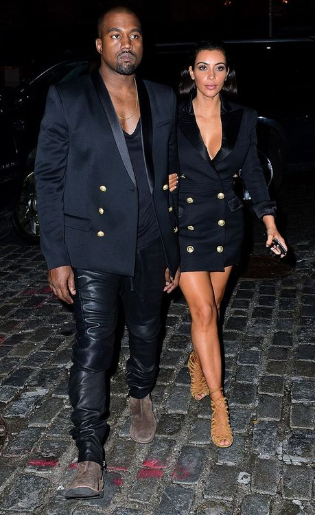 Mr & Mrs West aka You Will Not Out Match Us!