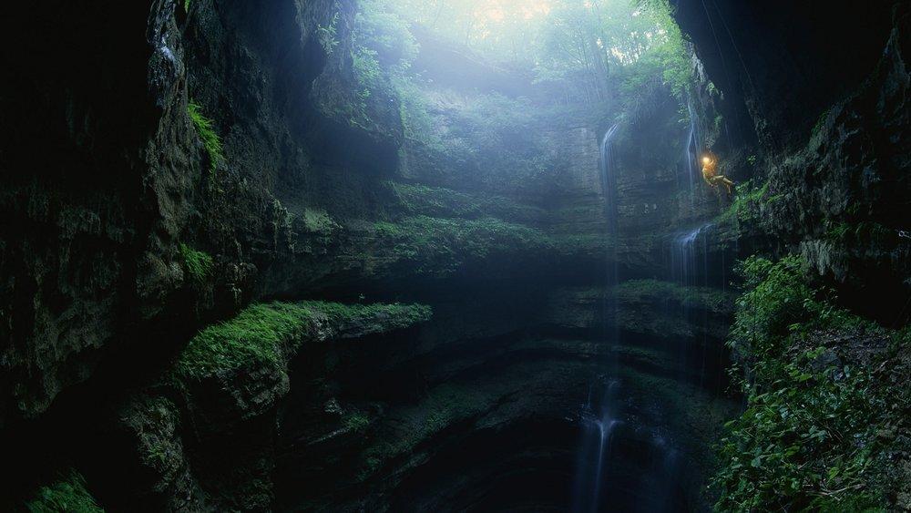 Inside the Huahuas Abyss