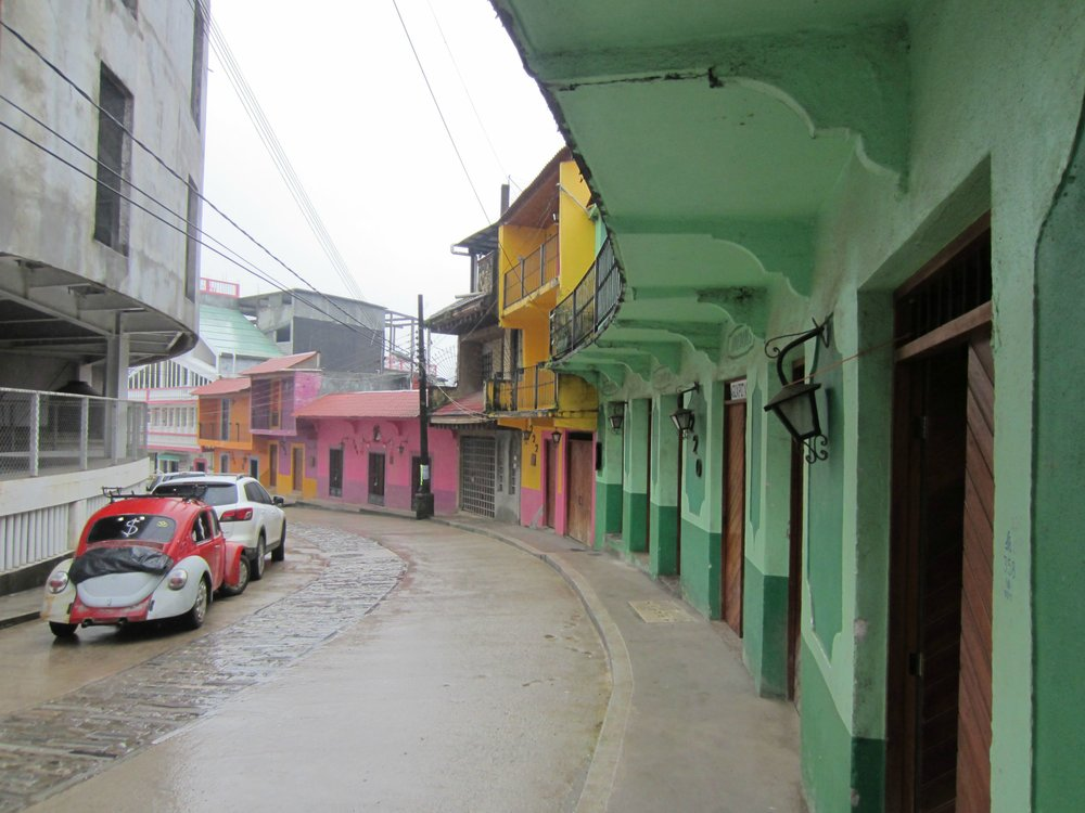 sleepy town of Xilitla