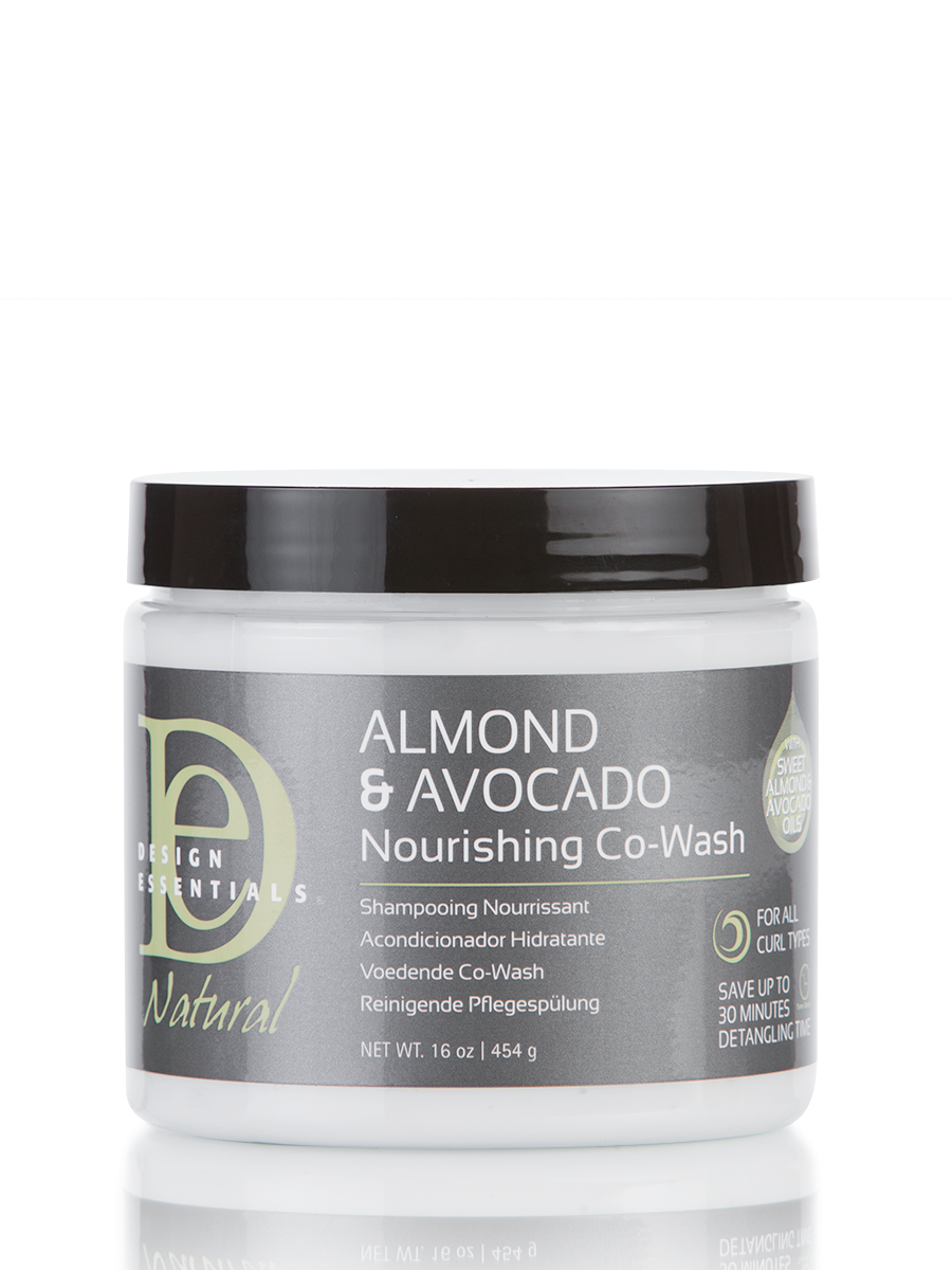 Design Essentials© Almond & Avocado Nourishing Co-Wash $12.99