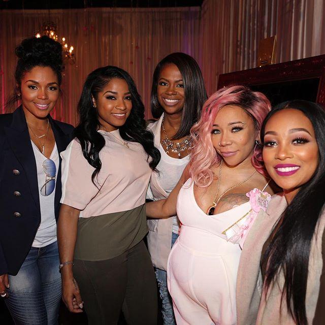 Rasheeda, Toya, Kandi, Tiny, & Monica