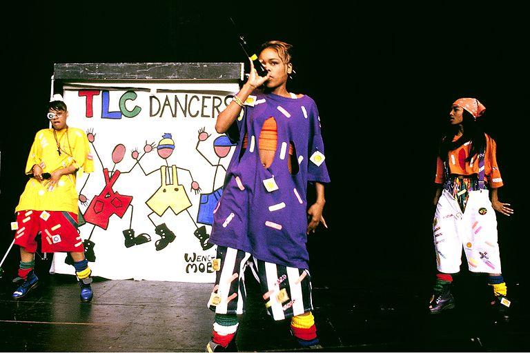 TLC circa 1992