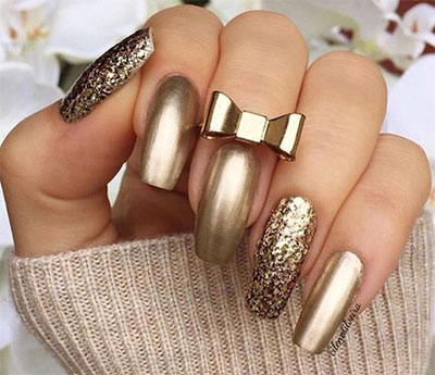 18-Gold-Metallic-Chrome-Nails-Art-Designs-Ideas-2017-7.jpg