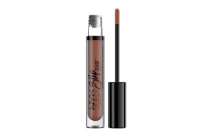 """NYX Cosmetics Slip Tease Full Color Lip Oil """"Beyond Basic""""-$6.99"""