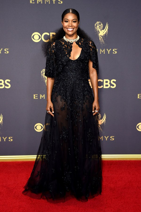 Gabrielle Union in Zuhair Murad