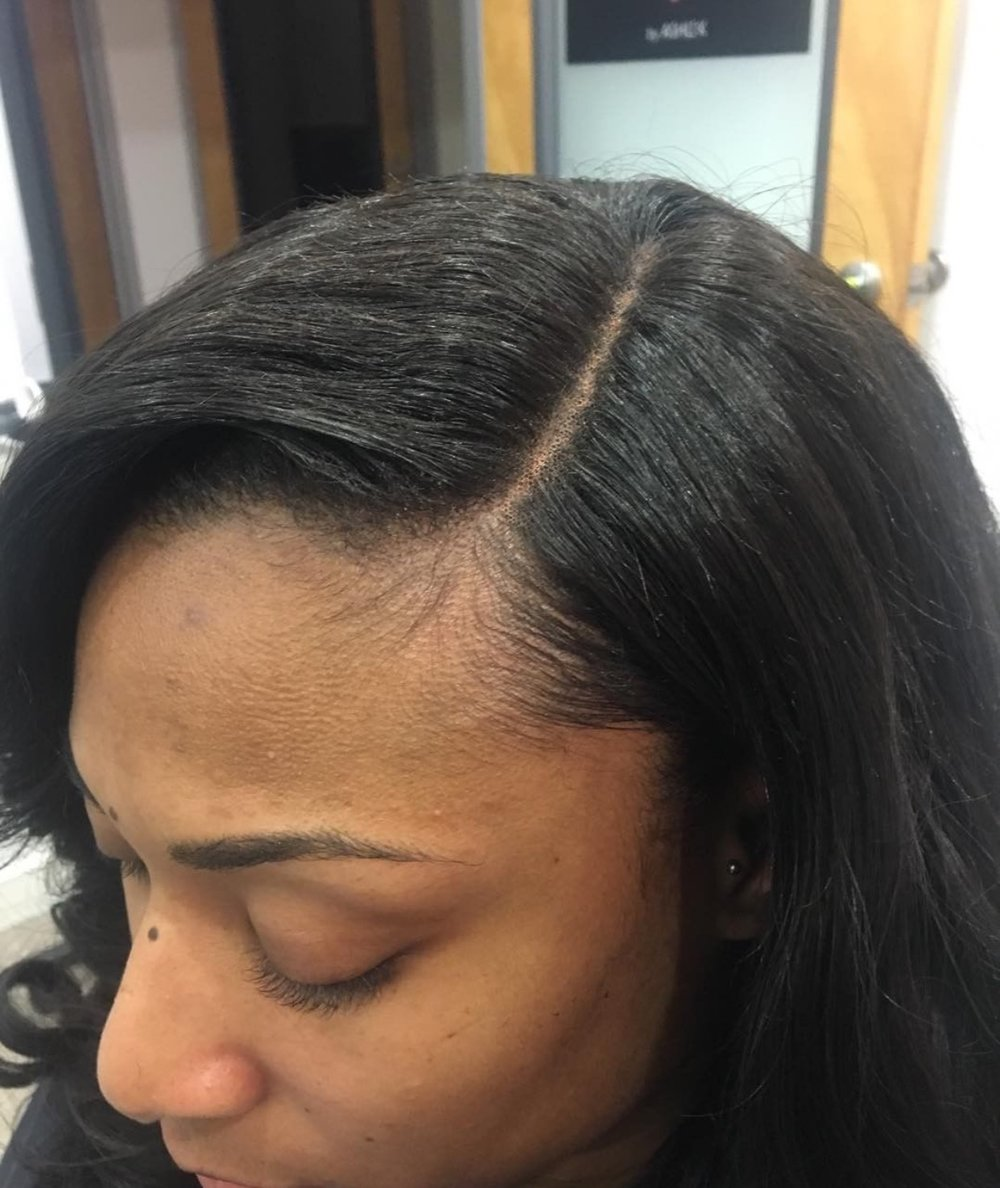 A Flawless installation of our Wavy closure!!