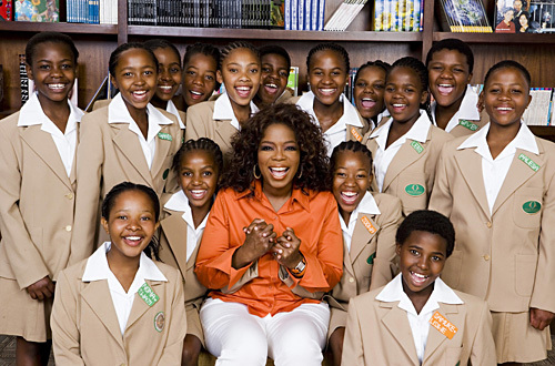 Oprah Winfrey 2018