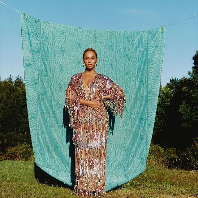 We are loving everything about #Beyoncé recent #septemberissue spread in #Vogue!