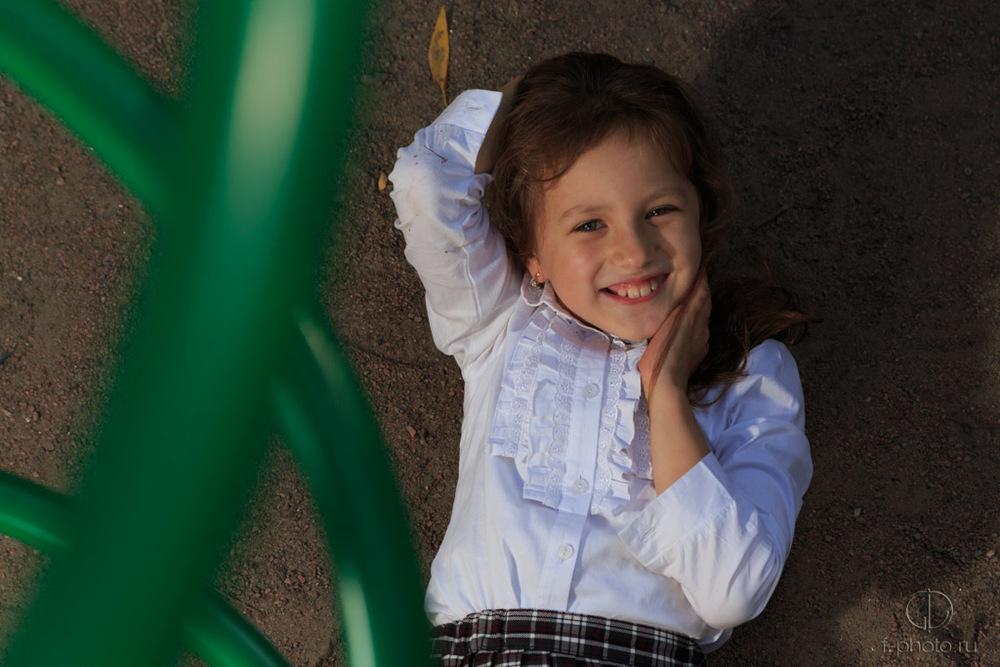 Детская / семейная фотосъёмка в СПб