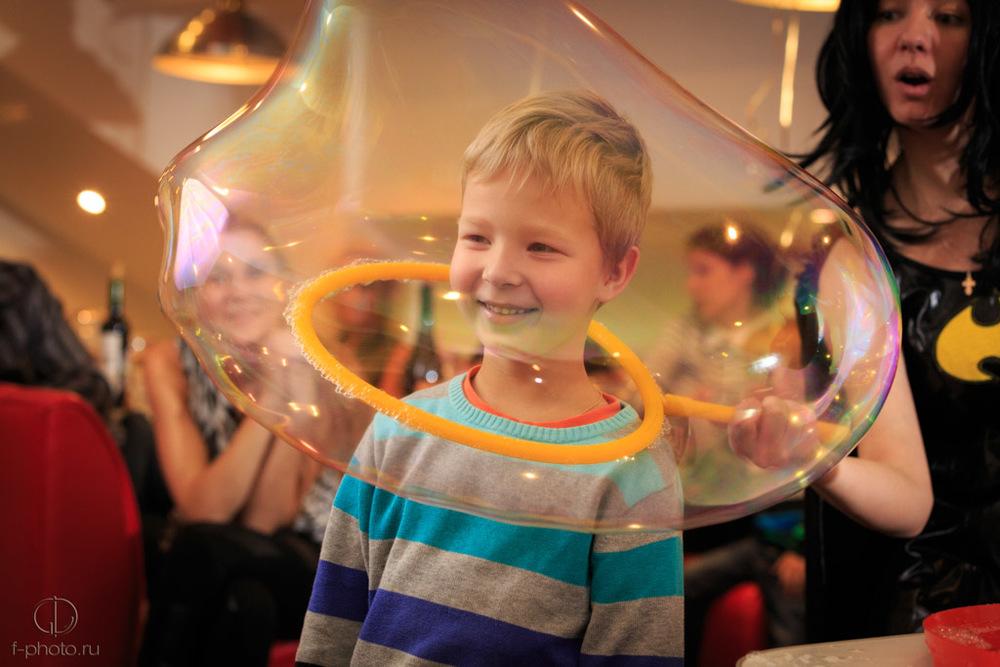Детский праздник СПб