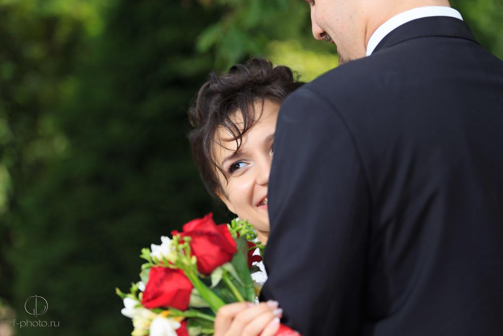 Свадьба в Петергофе