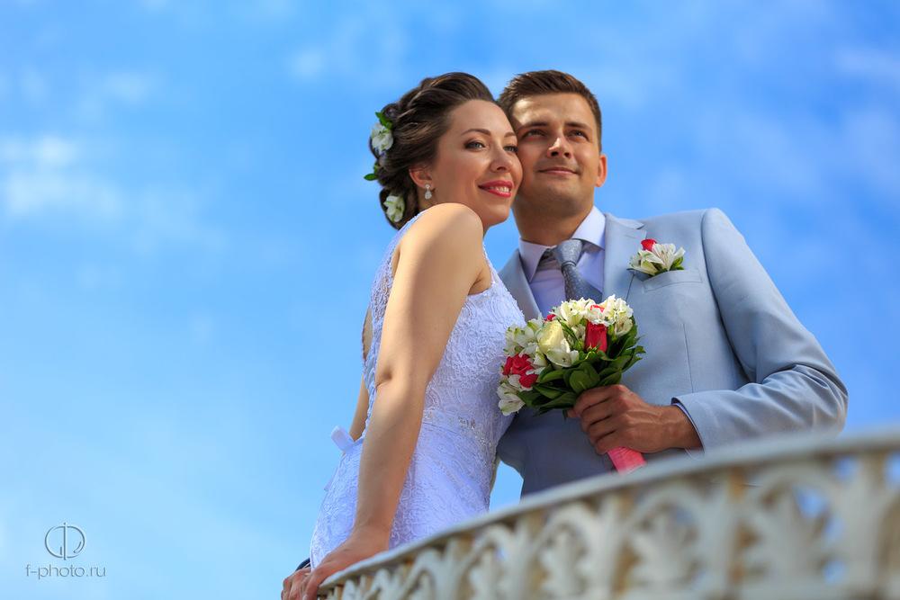 Свадьба в Пушкине, Екатерининский