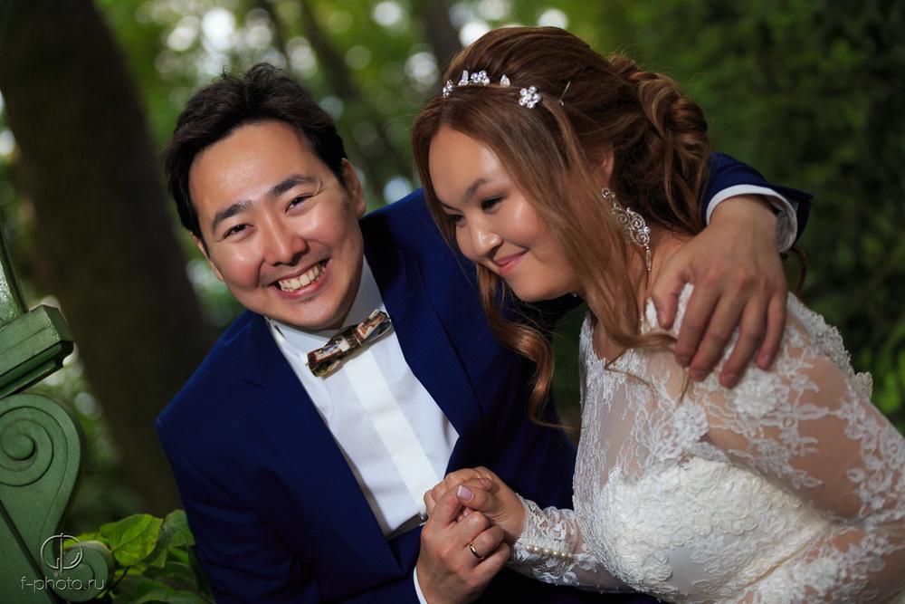 Свадебные фото в Летнем саду
