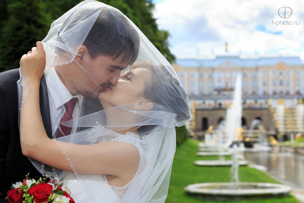 Свадьба в Петергофе и Ломоносове