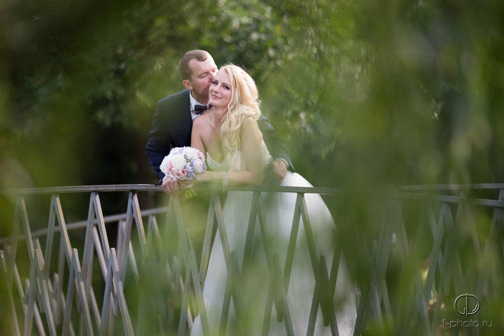 Свадебные фотографии Александра и