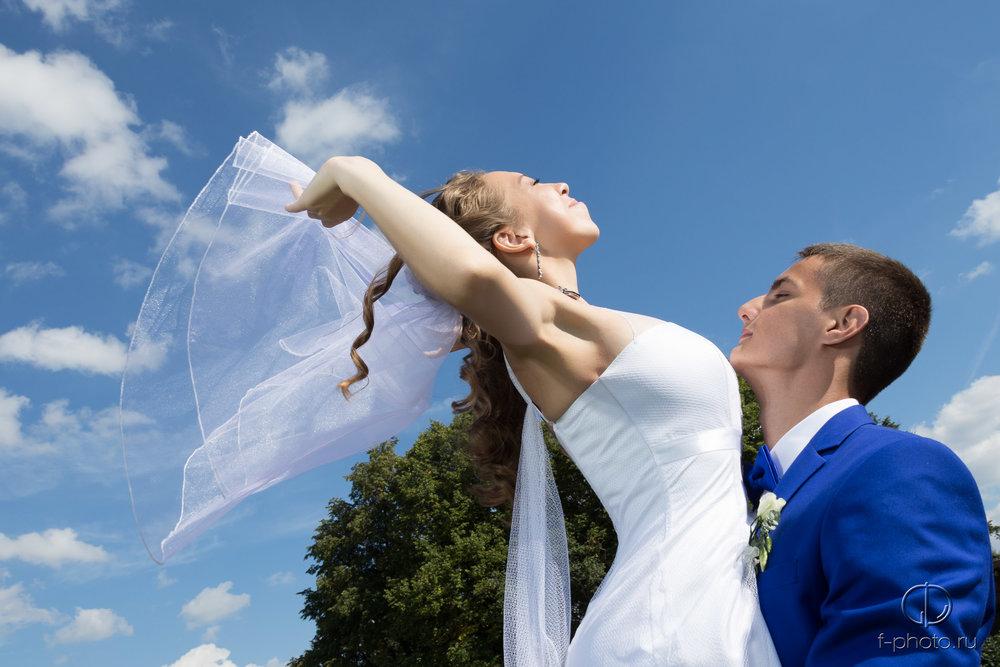 Свадебные фотографии Ангелины и Ро