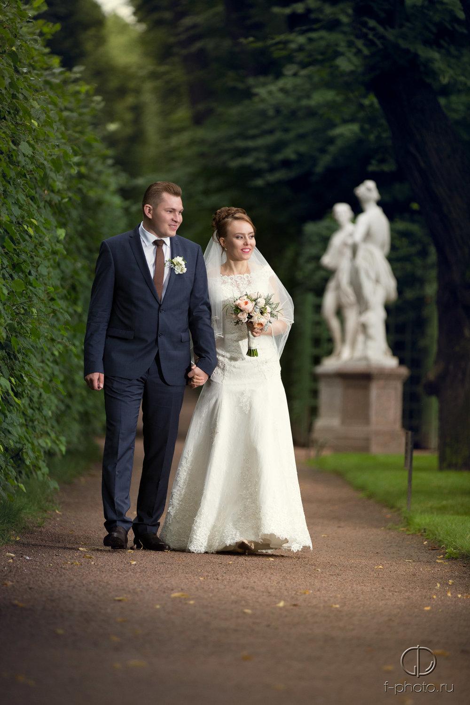 Свадьба в дождь Дарьи и Михаила