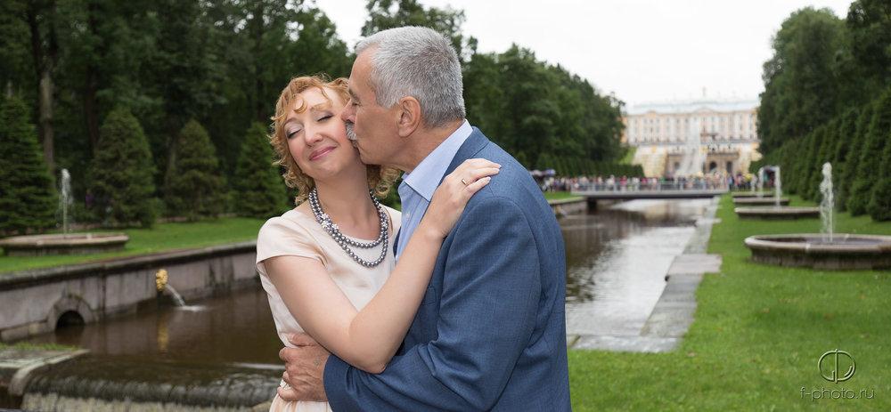 Свадебные фотографии Маргариты и А
