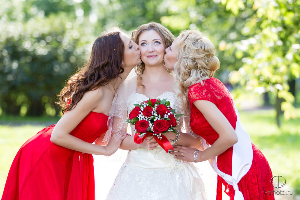 Свадебная фотосессия Санкт-Петерб