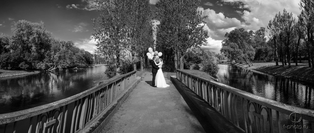 Свадебные фото и видео