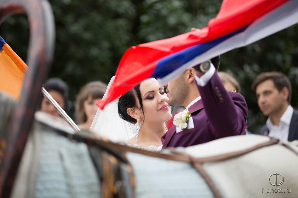 Свадебные фотографии Кристины и Ка