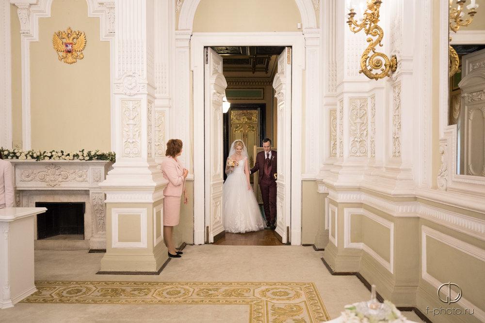 Свадебные фотографии Валентины и А