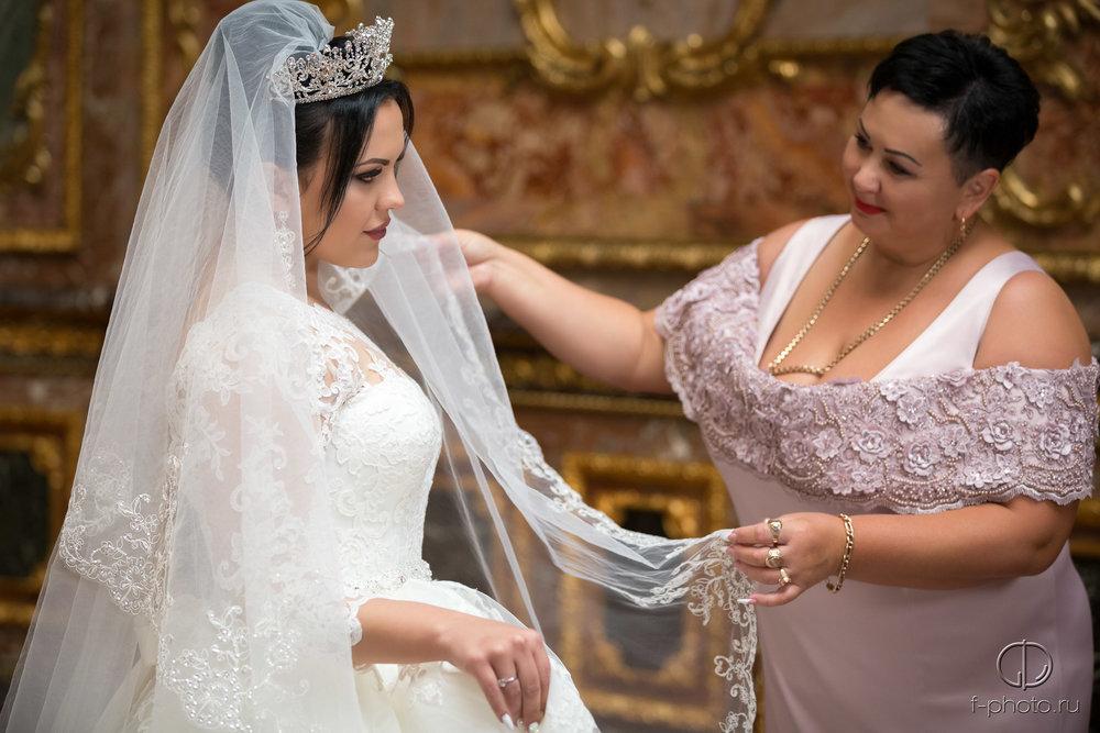 Невеста с мамой в СПб