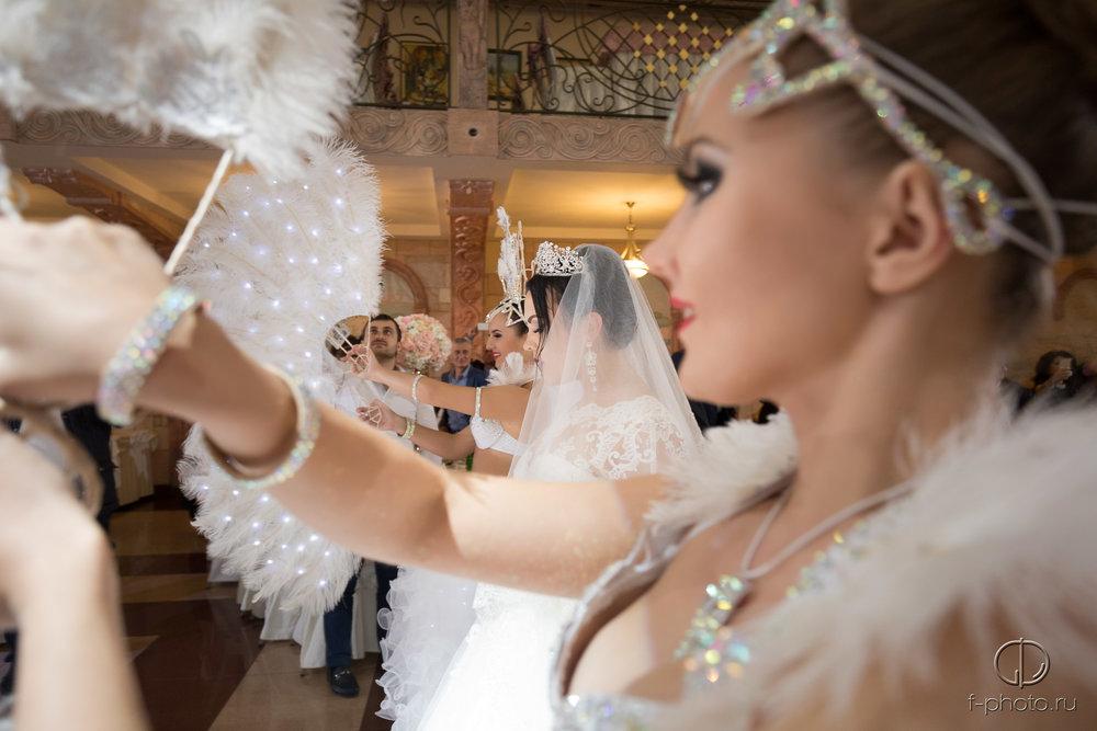 Девушки балерины на свадьбе СПб