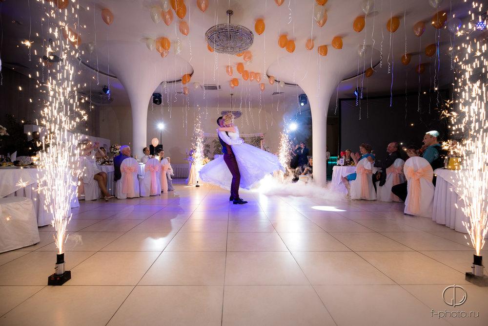 Первый свадебный танец в Санкт-Пет