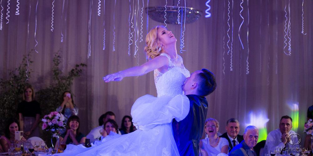 Первый свадебный танец в СПб
