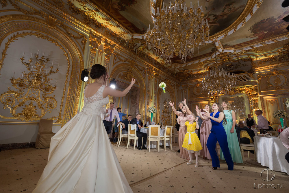 Свадебные фотографии Егора и Елиза