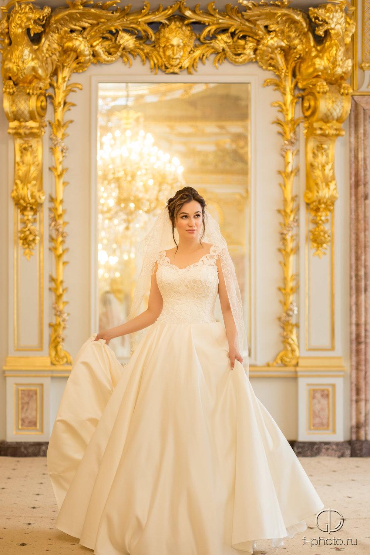 Лучшее место для сборов невесты