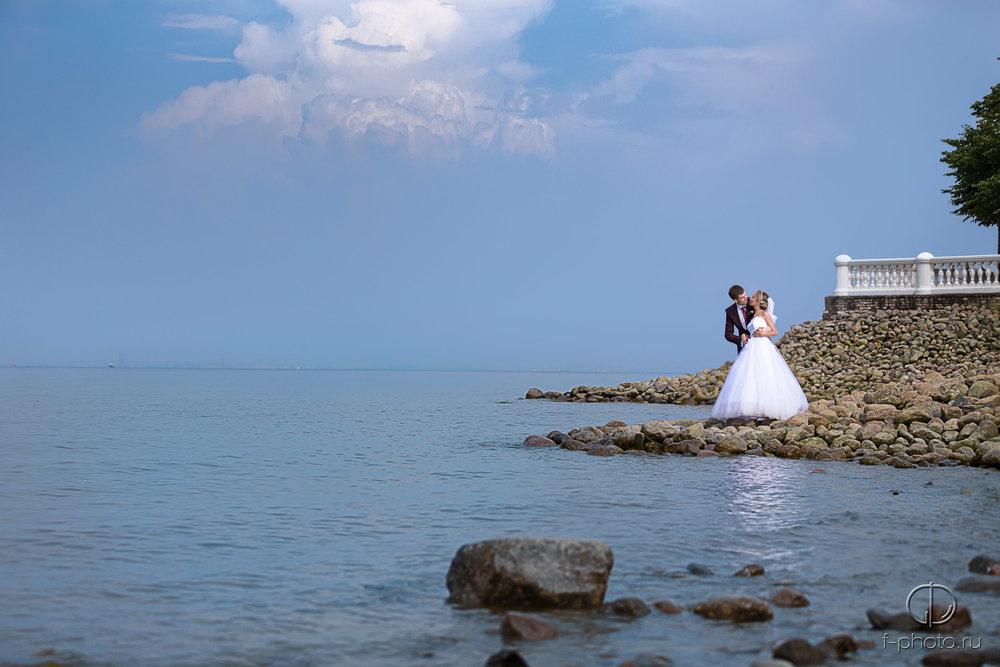 Красивые свадебные фотографии СПб