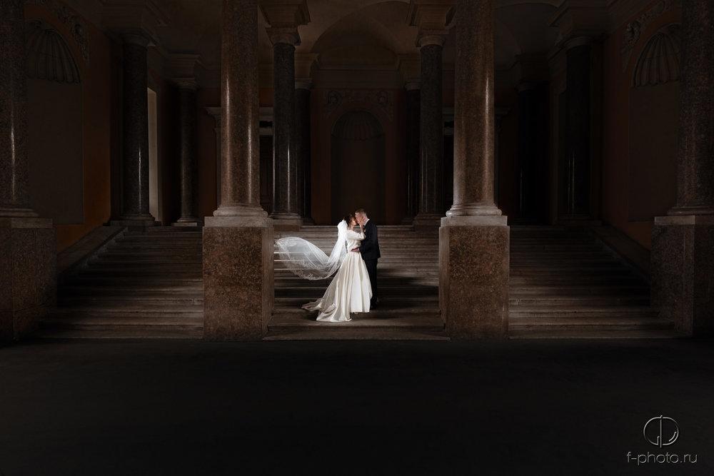 Лучшие свадебные фото СПб