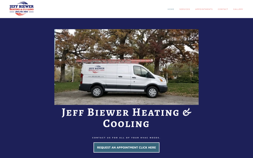Jeff Biewer Heating & Cooling
