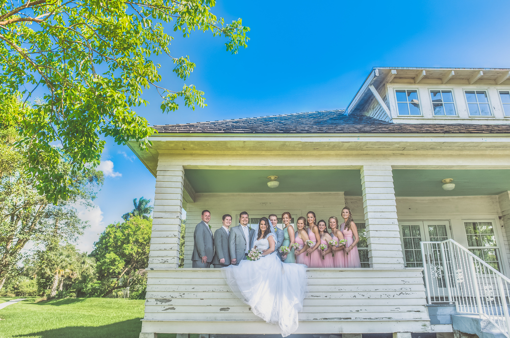 HDR Wedding Photography
