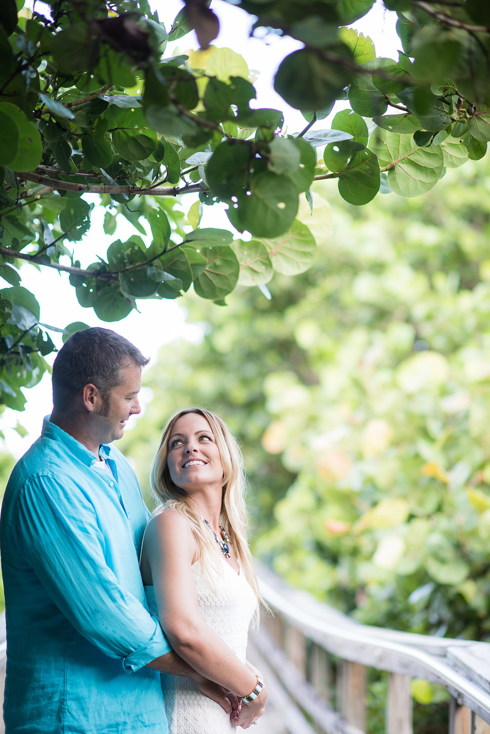 Jupiter Florida Engagement Photography