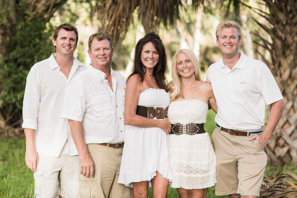 Jupiter Florida Family Portrait Photography