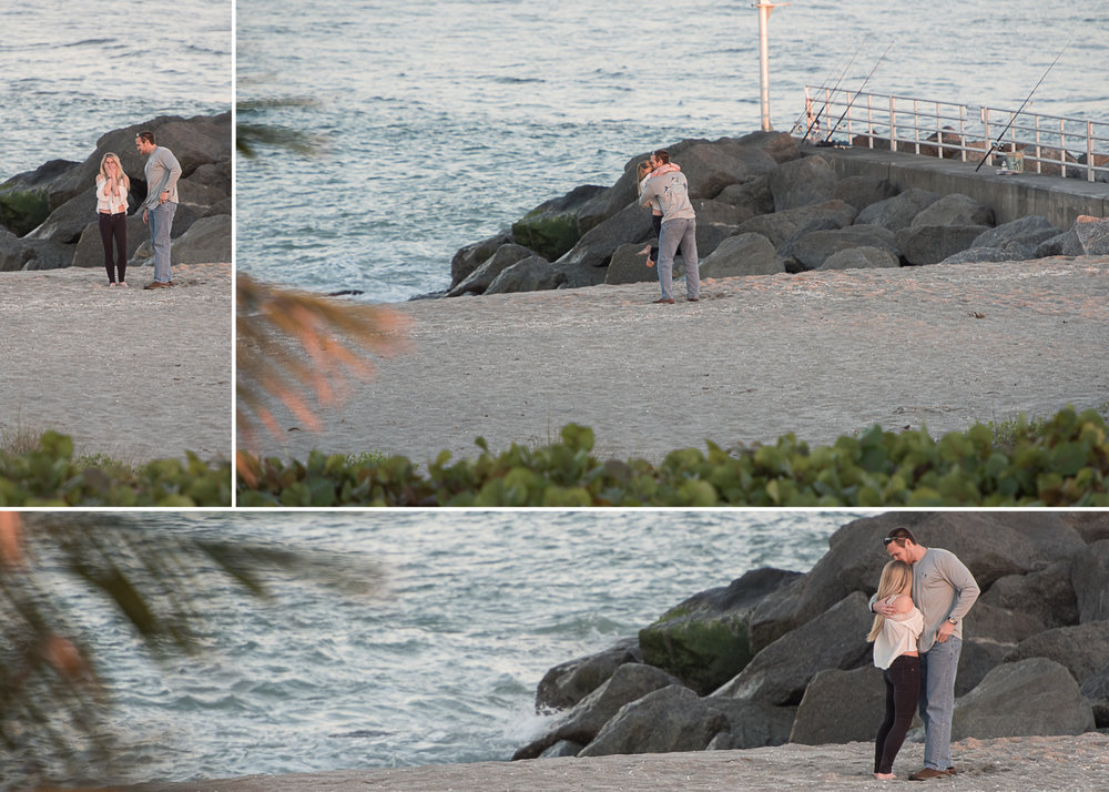 Julianne & Billy | Engagement Session | Jupiter, Florida Proposal2.jpg