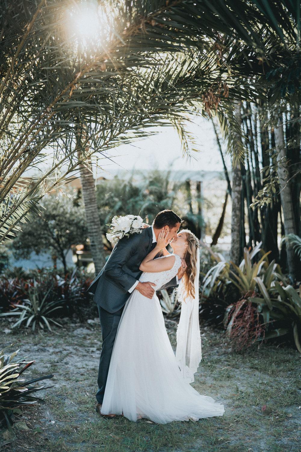 botanical garden wedding in stuart - Botanical Garden Wedding