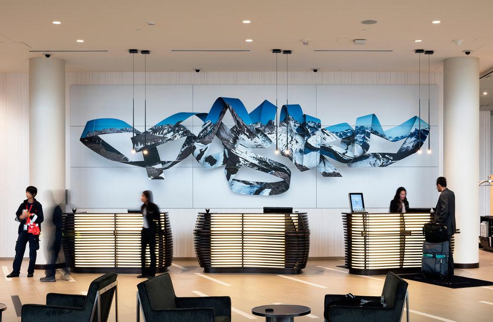Marriott, Calgary, Canada
