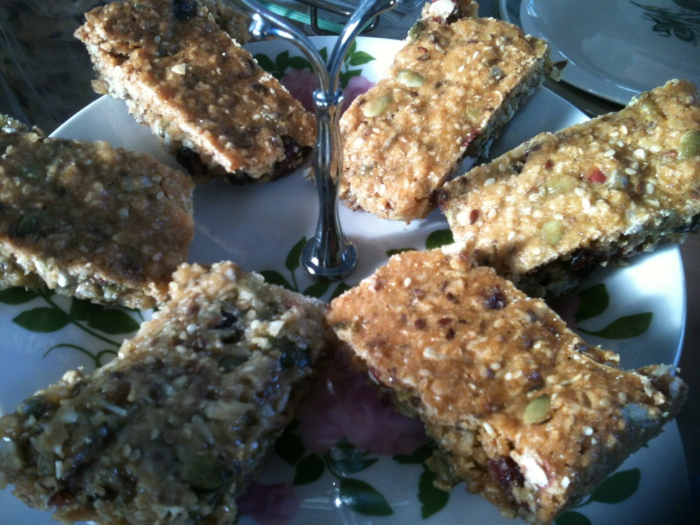 Flapjack at the Kiosk- as recommended by Kelly!